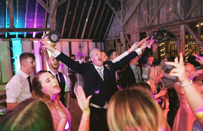 Wedding DJ Hampshire