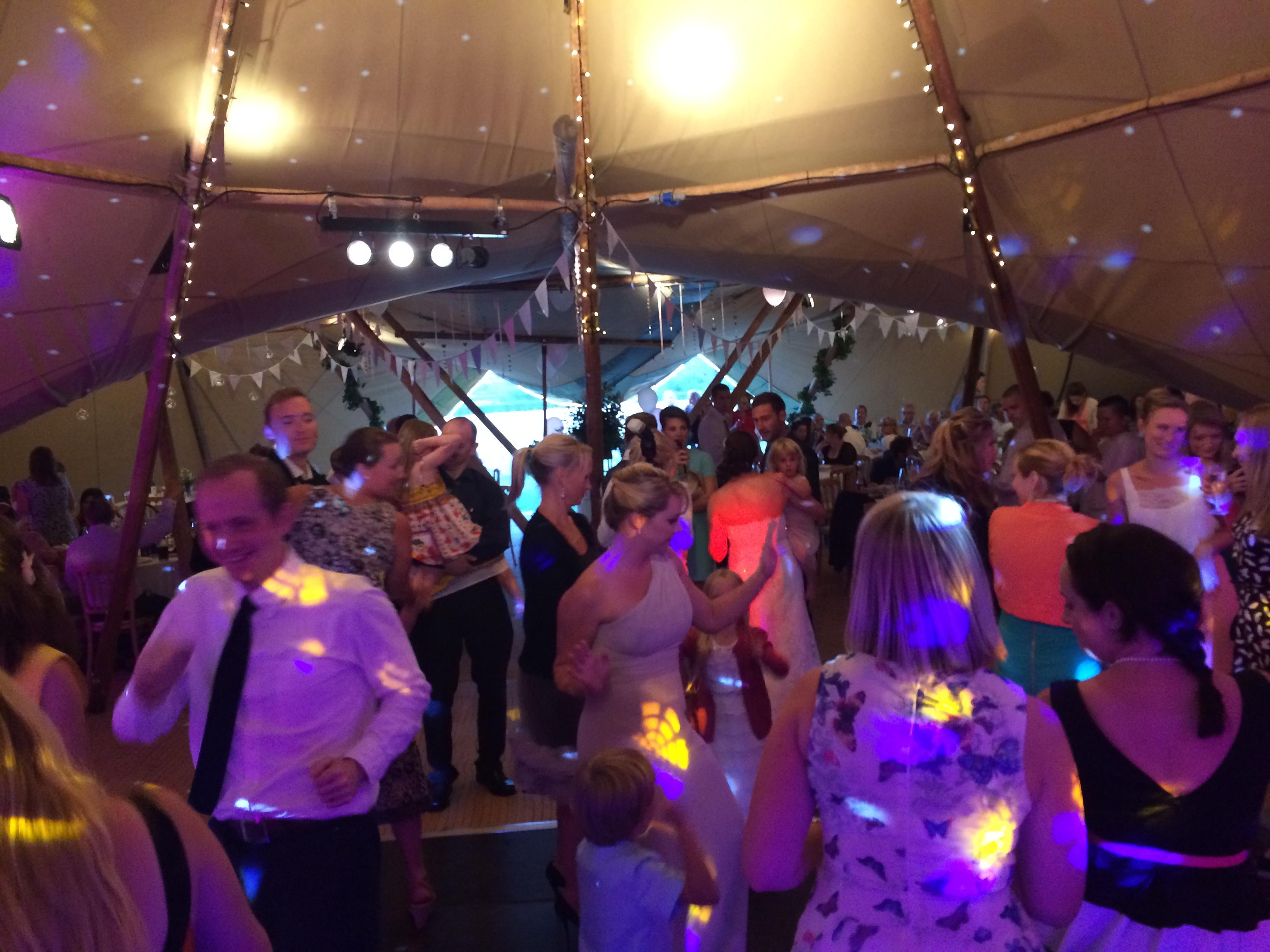 Wedding DJ Hampshire